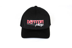 Denton Racing Black Logo Hat