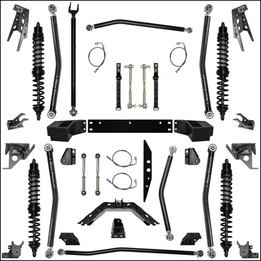 Rock Krawler JK 3.5 Rock Runner System Lift Kit
