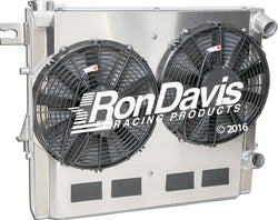 Ron Davis Radiators - Radiator for 5.7 and 6.1 Hemi Conversion