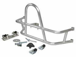 GenRight Jeep JK Swing Out Rear Tire Carrier - Aluminum