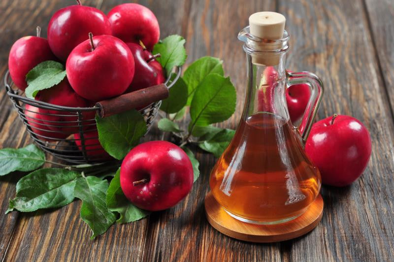 Apple cider vinegar benefits Healthy living Spiritual Warrior athleisure yoga activewear