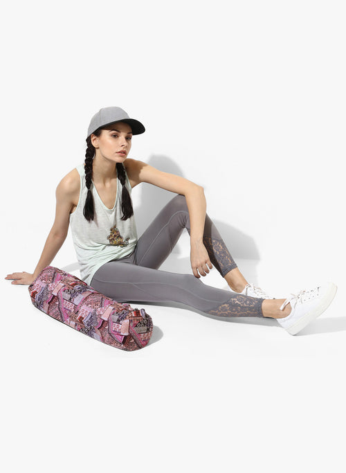 Spiritual Warrior Yoga Mat Bag Athleisure