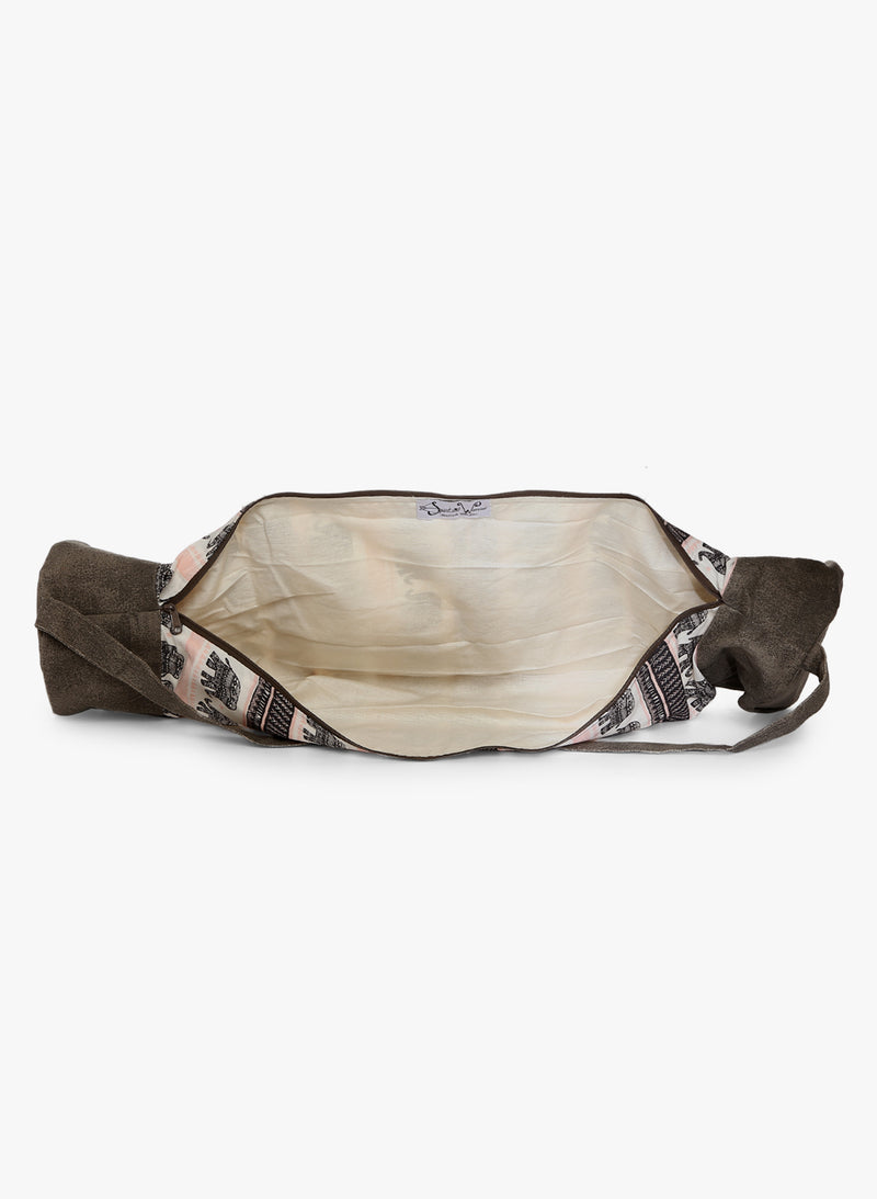 Spiritual Warrior Ganesh Yoga Mat Bag