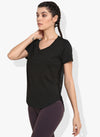 Shakti Warrior Chaaya Top Black