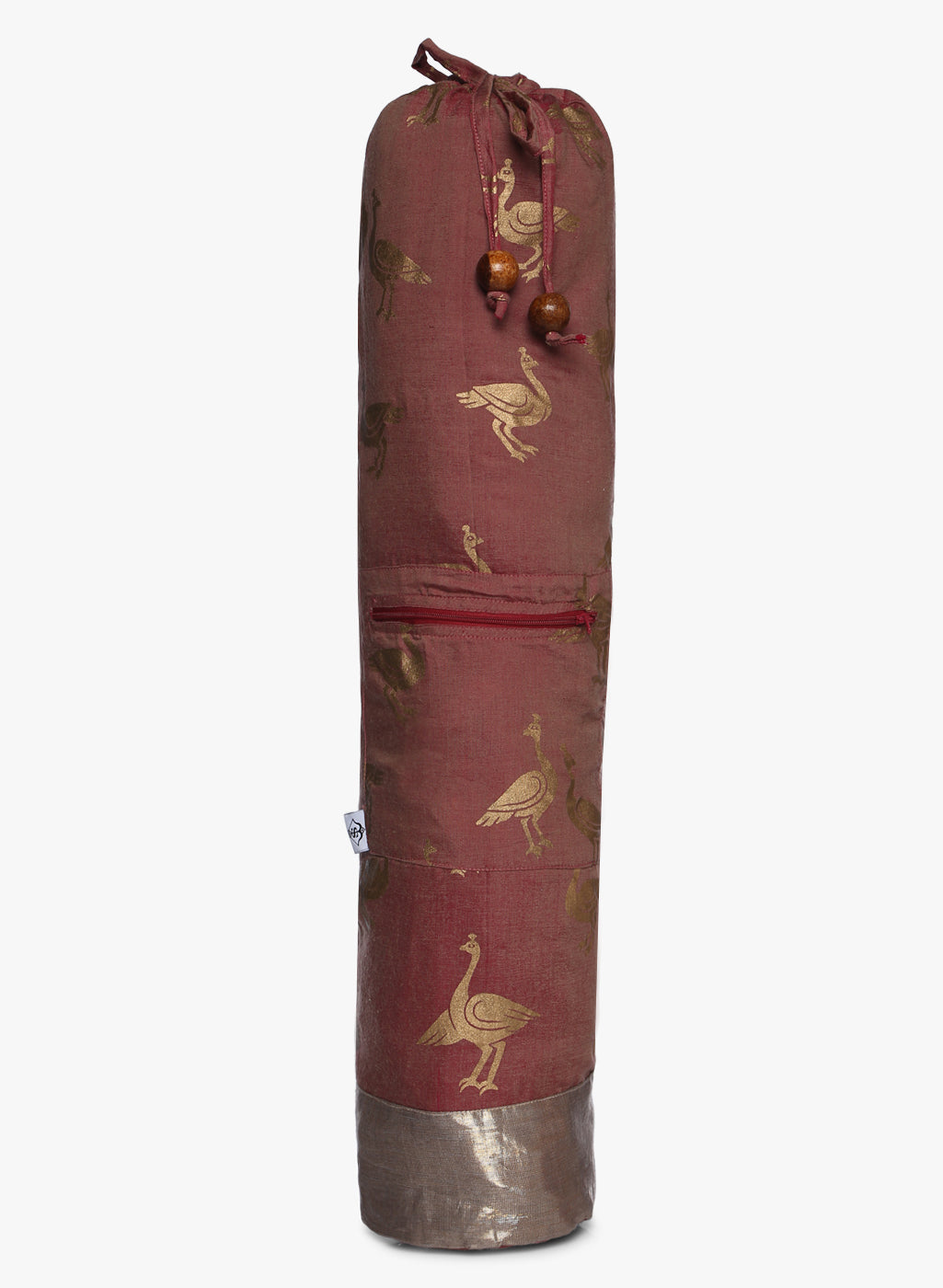 Spiritual Warrior Organic Yoga Mat Bag