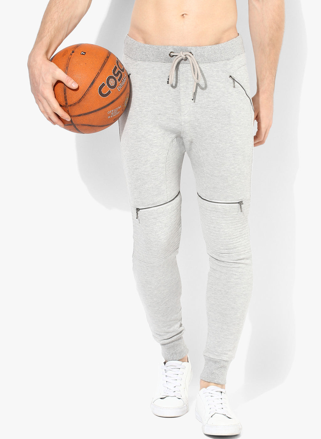 Spiritual Warrior grey joggers for men are both comfortable and high quality. They keep you cool and dry. These sweatpants are great for yoga, gym, relaxing