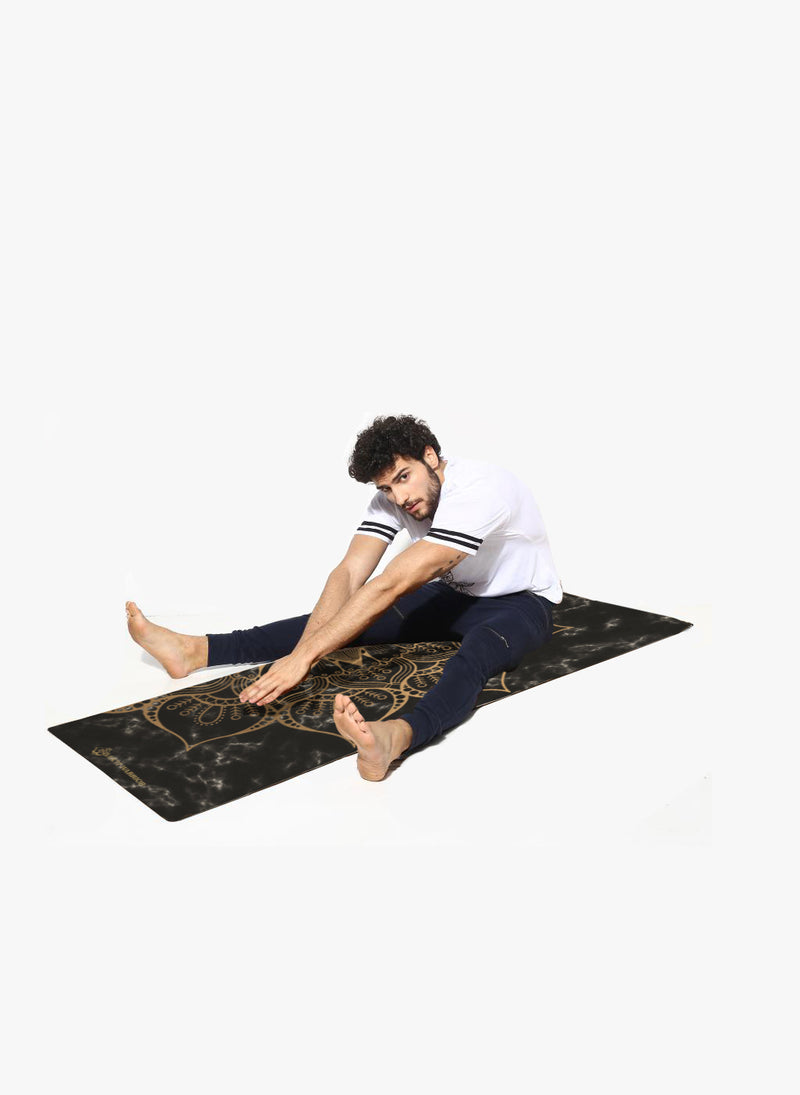 Spiritual Warrior Yoga Mat eco friendly hemp