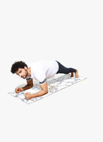 Spiritual Warrior Yoga Mat