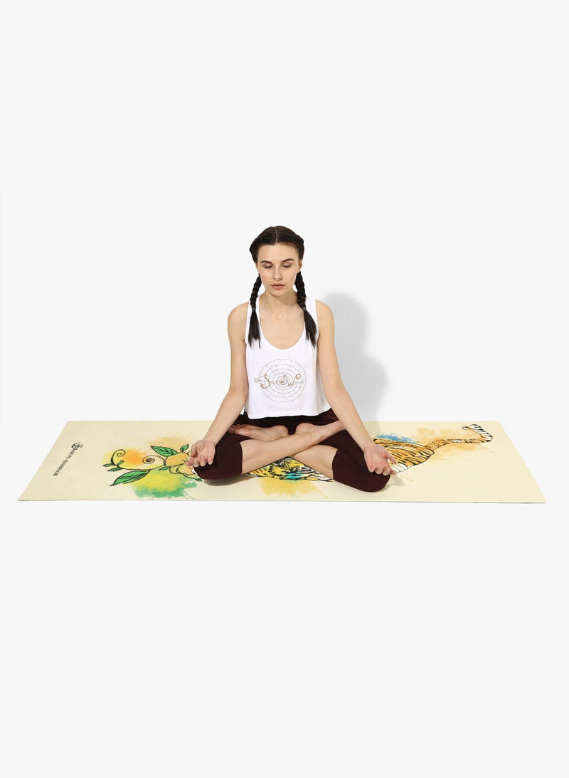 ShivShakti Yoga Mat - Customized