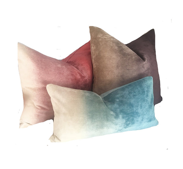 Custom Edmond Petit Ombre Pillows