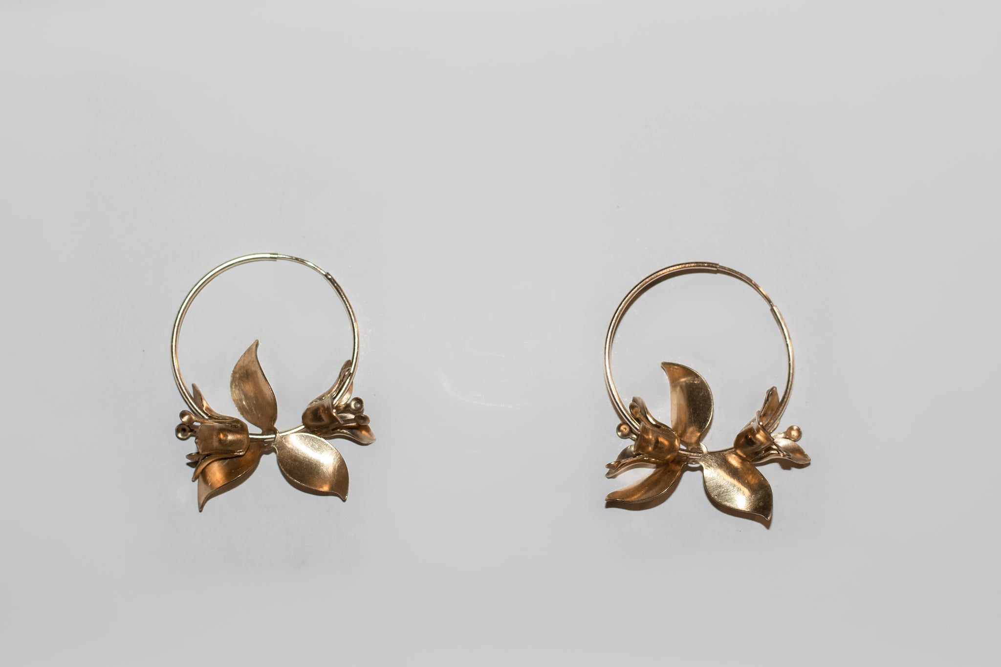 Mini Bouquet Earrings