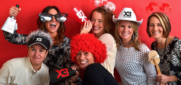 X3 Season Kickoff Photo Booth!
