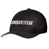 Conquer the Fear Trucker Cap