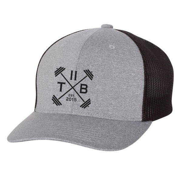 barbell hat