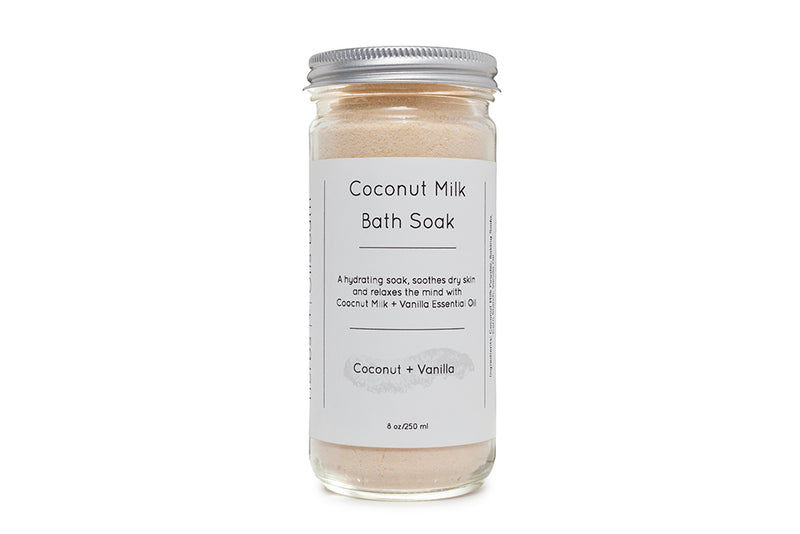 Coconut Milk Soak | For Bath