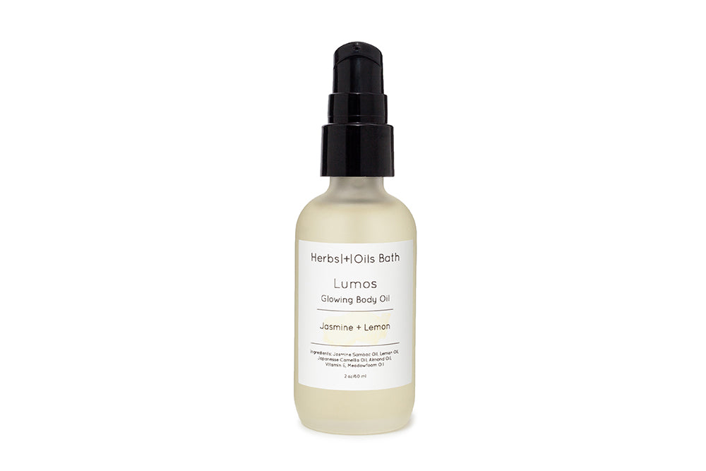 Body Oil | Lemon