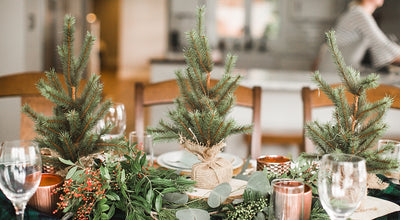 Tips + Tricks for Hosting and Entertaining for the Holidays