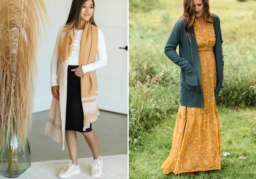 5 Dreamy Ways to Style Your Modest Dresses