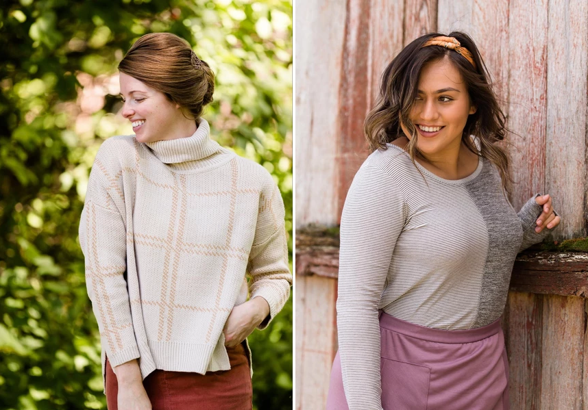 Our tops will keep you cozy, comfy and fashionable this fall