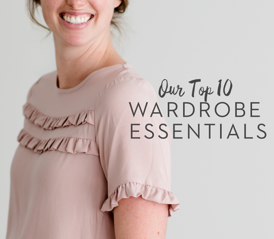 Our Top 10 Modest Wardrobe Essentials