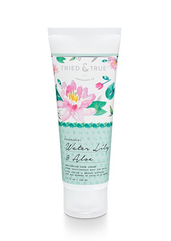 Water Lily & Aloe Hand Cream Lotion