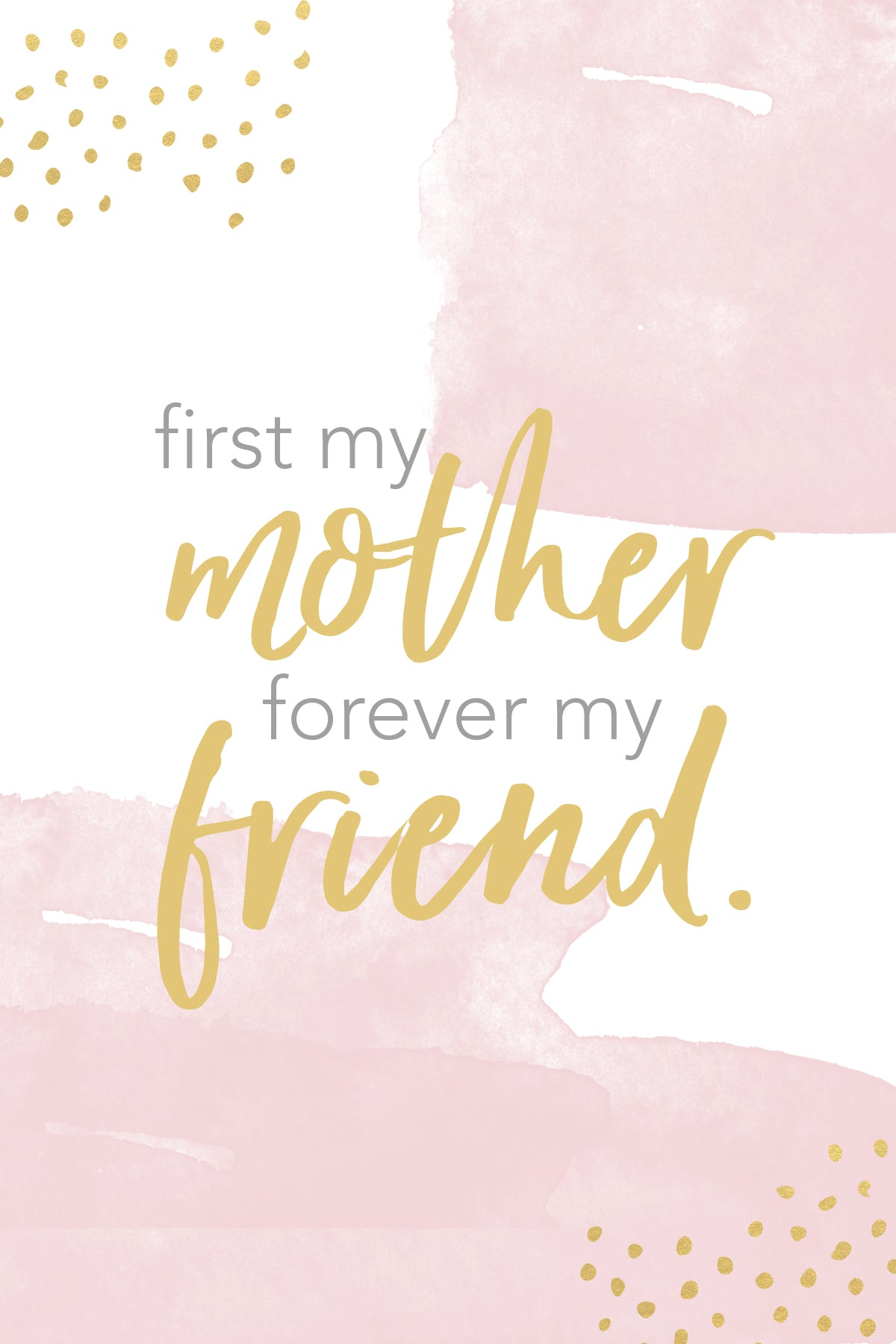 Mother friend -Inheritco