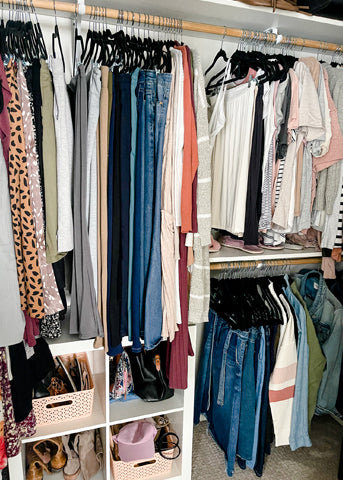 After Closet Clean Out