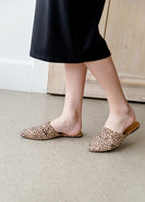 Inherit Co.  | Shoes | Pointed Toe Cheetah Mules