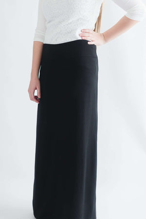 Charlotte Ultra Soft Modest Maxi Skirt
