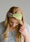 Sheer Striped Headband