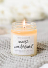 Winter Wonderland Soy Candle