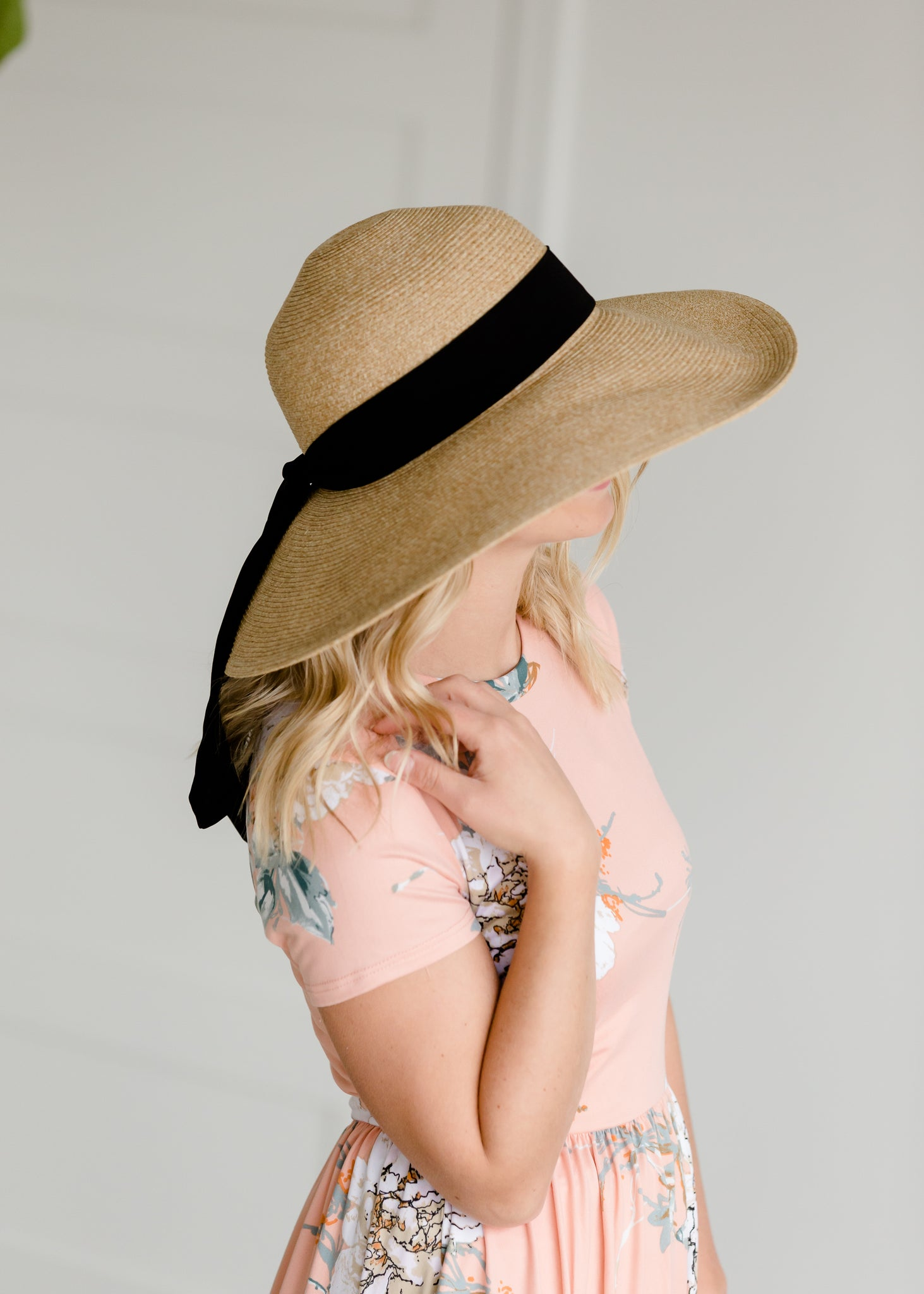 Vintage French Sun Hat