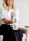 Hot Mess Stoneware Mug