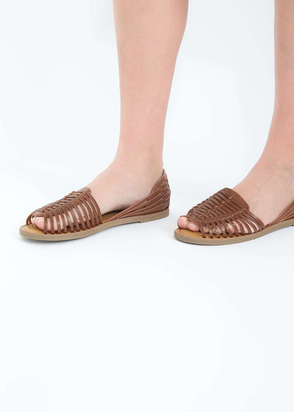 Inherit Co.  | Shoes | Huarache Classic Slip On Sandal - FINAL SALE | Huarche slip on sandal