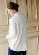 Soft Dolman Open Front Sweater - FINAL SALE