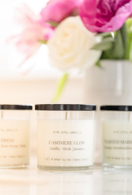 Inherit Co.  | Candles | Roses On My Mind Mini Soy Candle |