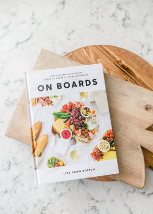 On Boards Cookbook