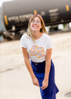 Modest Women's 100 % Cotton Graphic Tee