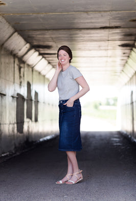 Inherit Co.  | Amy's Birthday Sale! | Lillian Classic Skirt |