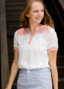 Color Block Stripe Top - FINAL SALE