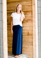 Inherit Co.  | Hana Knit Long Skirt - FINAL SALE