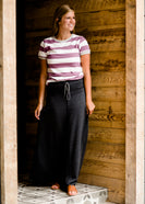 Hana Knit Long Skirt - FINAL SALE