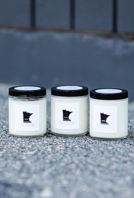 Inherit Co.  | Decor | Roasted Campfire Coffee Soy Candle |