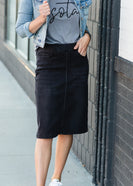 Sandra Midi Skirt - FINAL SALE