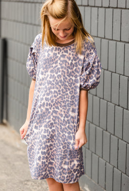 Inherit Co.  | Girls Modest Clothing | Snuggles Graphic Onesie |