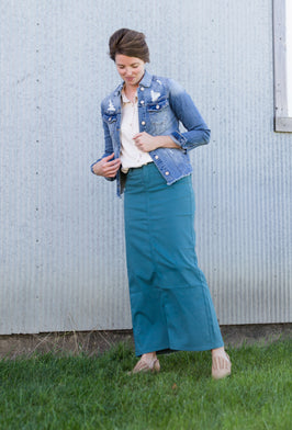 Inherit Co.  | Inherit Originals | Clarise Maxi Skirt |