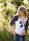 Sota' MN Paddle Raglan - FINAL SALE