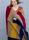 Sota' Neutral Autumn Blanket Scarf - FINAL SALE