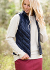 Lightweight Zip Up Puffer Vest - FINAL SALE