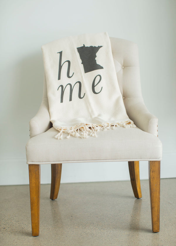 Inherit Co.  | Home + Lifestyle | Minnesota Throw Blanket
